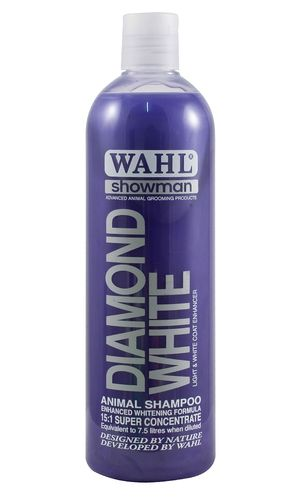 Hundeshampoo WAHL Diamond White 500 ml (Konzentrat)