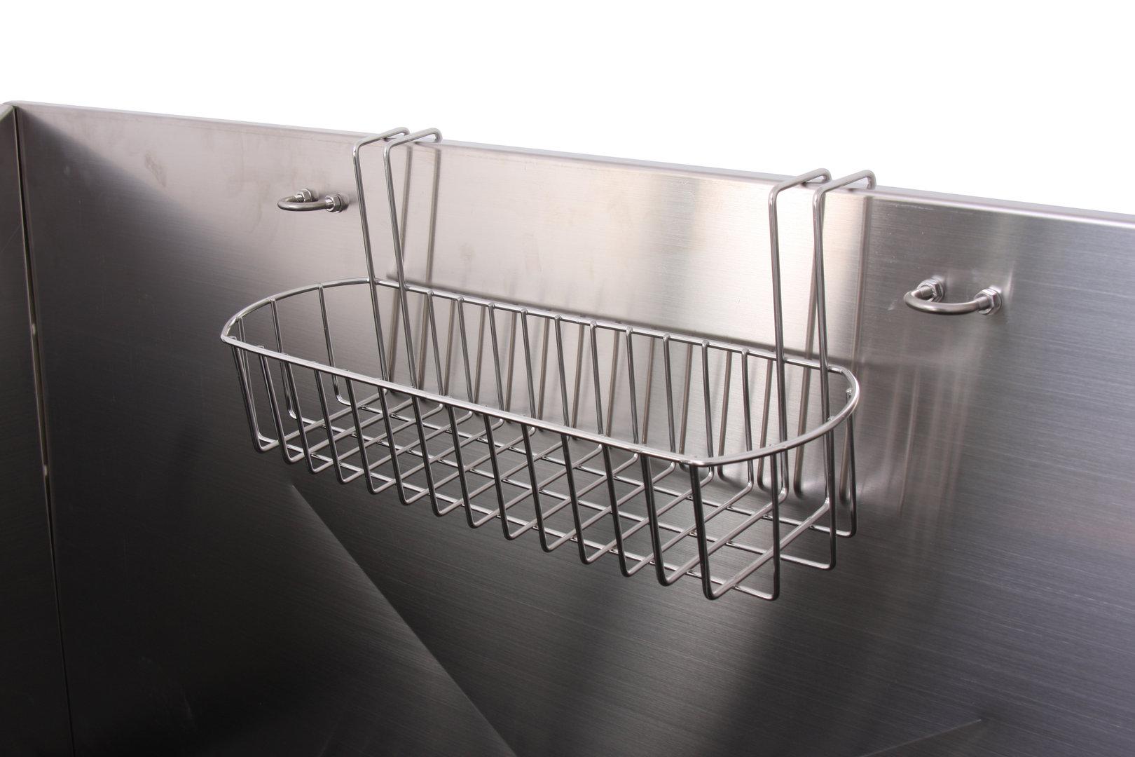 Vasca Da Toelettatura : Supporto per bottiglie di shampoo per vasca da bagno