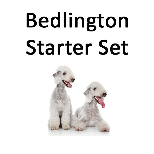 Bedlington Starter-Set