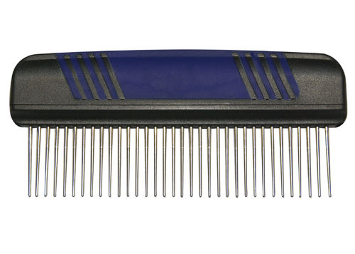 Comb twist and cling