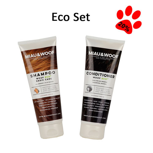 Woof Eco Set - sanftes Duo