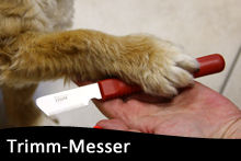 Trimm-Messer